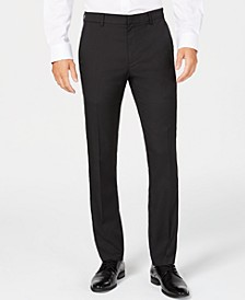 Men's AlfaTech Classic-Fit Stretch Pants, Created for Macy's