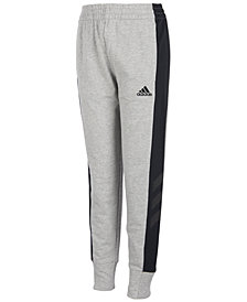 adidas Big Boys Altitude Heathered Jogger Pants