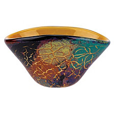 Firestorm Oval Bowl