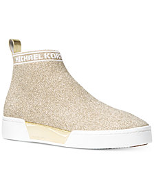 MICHAEL Michael Kors Grover Slip-On Sneakers