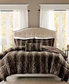 Madison Park Zuri 4-Pc. King Comforter Set