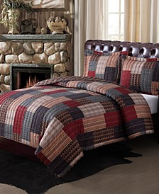 Gunnison Full/Queen Quilt set