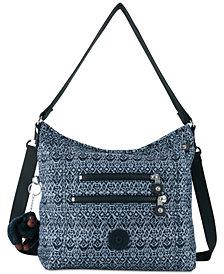 Kipling Belammie Hobo Crossbody Bag