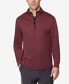 32 Degrees Men's Fleece Tech Quarter Zip