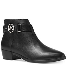 MICHAEL Michael Kors Harland Ankle Booties