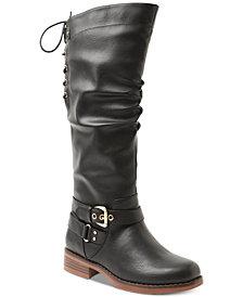 XOXO Minkler Riding Boots