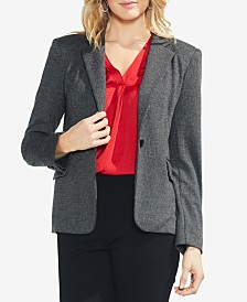 Vince Camuto One-Button Blazer