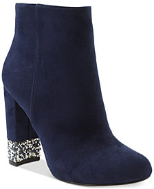 XOXO Yardley Dress Booties