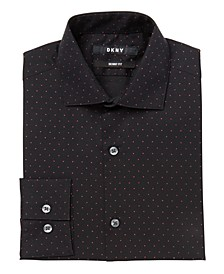 Big Boys Dot-Print Shirt