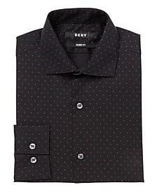 Big Boys Dot-Print Shirt