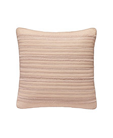 "Splendid Quilted 16"" Square Decorative Pillow"