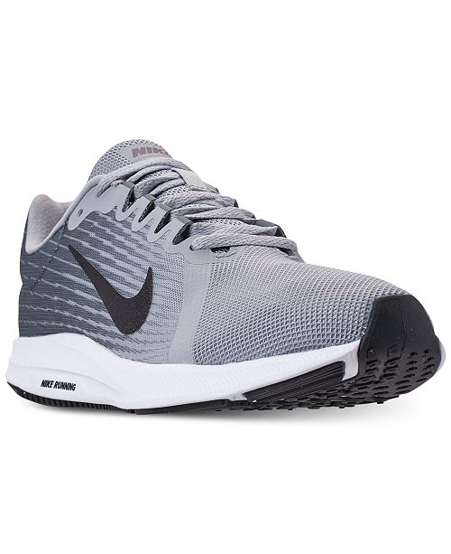 0f371e3e859 Nike Men s Downshifter 8 Running Sneakers from Finish Line   Reviews ...
