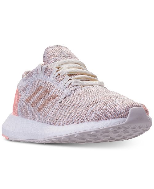 8de5b0e829 adidas Girls' PureBOOST GO Running Sneakers from Finish Line ...
