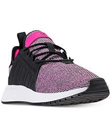 best service 693b9 742cb adidas Girls X-PLR Casual Athletic Sneakers from Finish Line