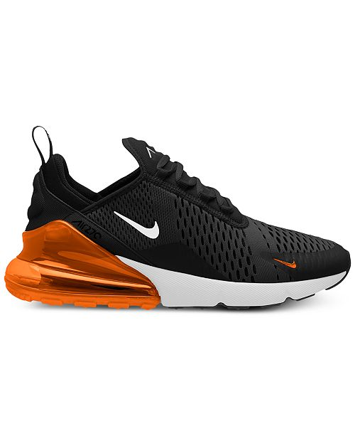 Nike Men s Air Max 270 Casual Sneakers from Finish Line - Finish ... c5a39a07c5d5
