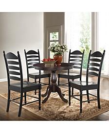 Flora 5-Pc. Dining Set