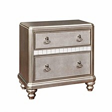 Rosebank Two-Drawer Nightstand