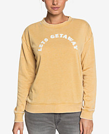 Roxy Juniors' All At Sea Sweatshirt