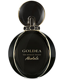 BVLGARI Goldea The Roman Night Absolute Fragrance Collection