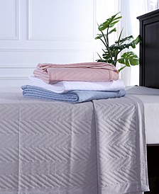 Triple Knit Blanket Collection, Created for Macy's
