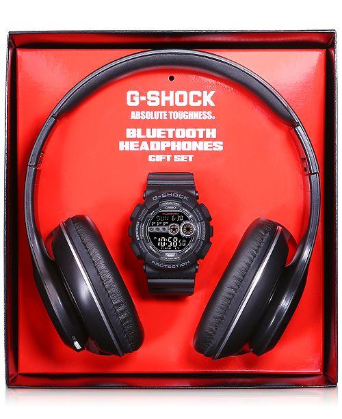 951e06e13 ... G-Shock Men s  99 Watch + FREE Bluetooth Headphones