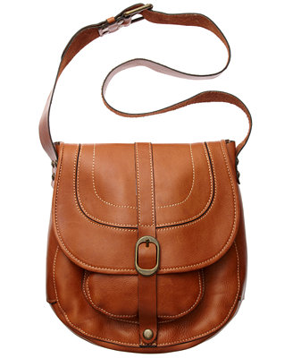 Patricia Nash Barcelona Saddle Bag Handbags