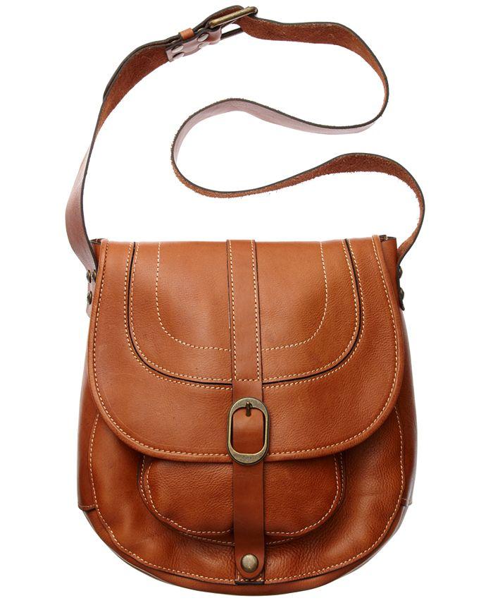 Patricia Nash - Barcelona Saddle Bag