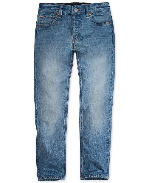 Levi's Big Boys 501 Skinny Jeans