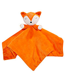 First Impressions Baby Boys & Girls Fox Snuggler Blanklet, Created for Macy's