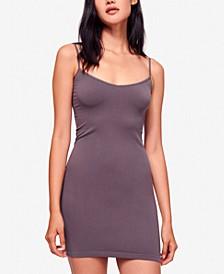 Seamless Mini Slip Dress