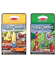 Melissa & Doug 2-Pc. Water Wow! Bundle