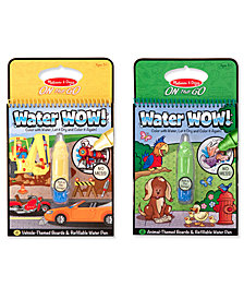 Melissa & Doug 2-Pc. Water Wow! Bundle