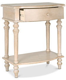 Rosanna 1-Drawer Side Table, Quick Ship
