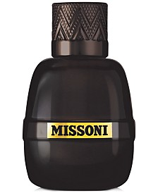 Receive a FREE Missoni Deluxe Mini with any large spray purchase from the Missoni Men's fragrance collection