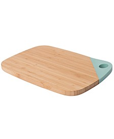 Leo Collection Mint Bamboo Cutting Board