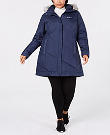 Columbia Plus Size Snow Eclipse™ Mid Jacket