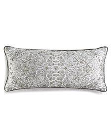 "Lacourte Jocylen 12"" x 28"" Decorative Pillow, Created for Macy's"