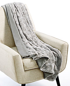 "Lacourte Owen 50"" x 60"" Throw, Created for Macy's"