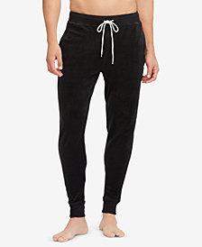 Polo Ralph Lauren Men's Velour Jogger Pants