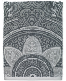 LAST ACT! Avanti Sofia Cotton Terry Jacquard Bath Towel