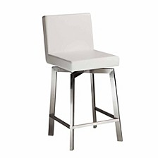 Giro Counter Stool White