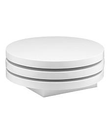 Torno Coffee Table White