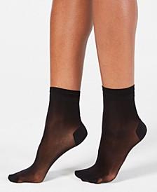 Sheer Anklet Trouser Socks