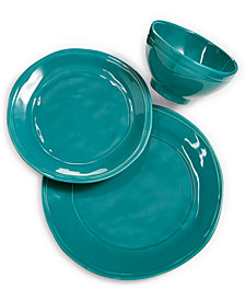 Viva by Vietri Fresh Collection 3-Piece Place Setting