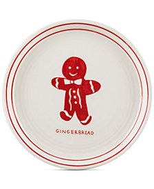 Home Essentials Molly Hatch Gingerbread Canapé Plate