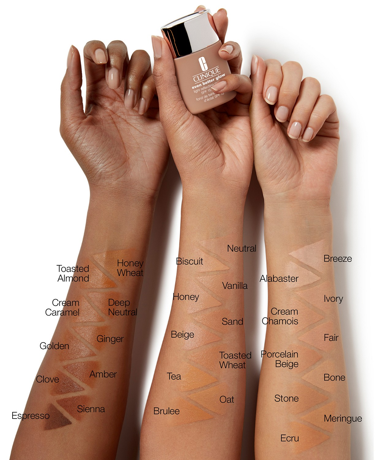 Even Better Glow Light Reflecting Makeup by Clinique #3