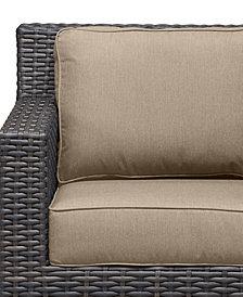 Viewport Outdoor Club Chair Replacement Sunbrella® Cushion, Quick Ship
