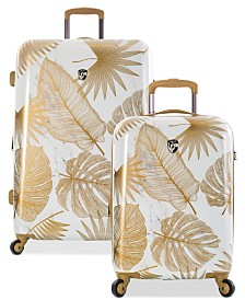 CLOSEOUT! Heys Oasis Hardside Expandable Luggage Collection