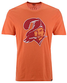 '47 Brand Men's Tampa Bay Buccaneers Knockout Fieldhouse T-Shirt