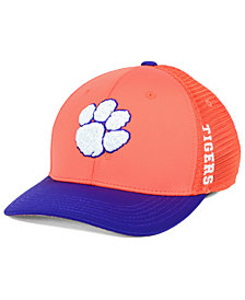 Top of the World Clemson Tigers Chatter Stretch Fitted Cap